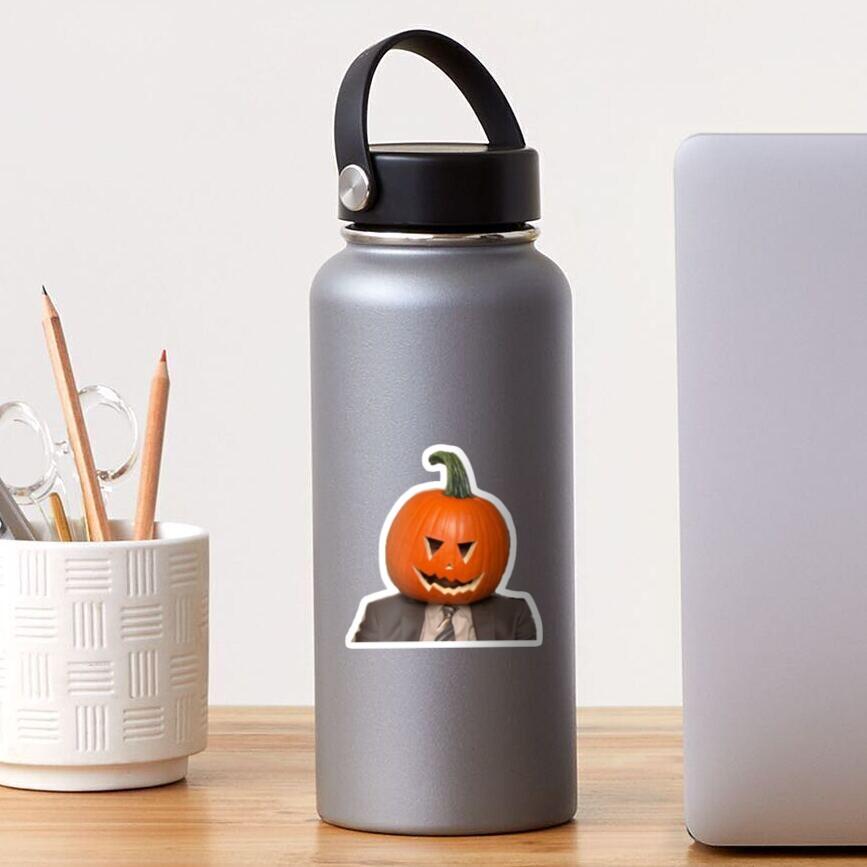 Halloween Dwight  Sticker