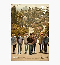 Got7 7 for 7 You Are Photographic Print