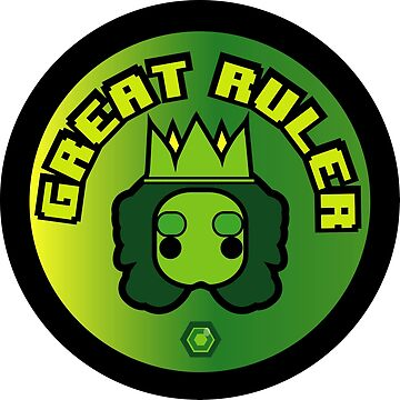 Great Ruler (Green) by greatruler