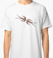'Yen Zhi' Swallows Spring Flowers Classic T-Shirt