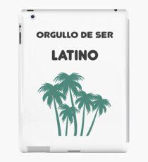 Latino t-shirt iPad Case/Skin