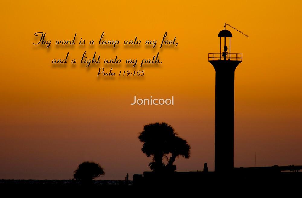 Thy Word... by Jonicool