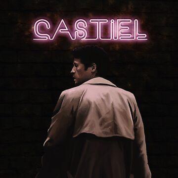CASTIEL by mycolour
