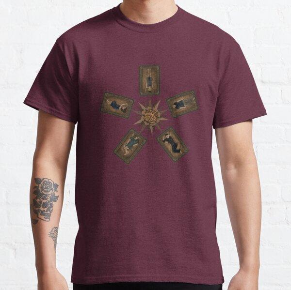 Art deco Dollhouse Classic T-Shirt