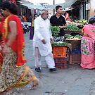 The Fruit Seller by Anita Revel