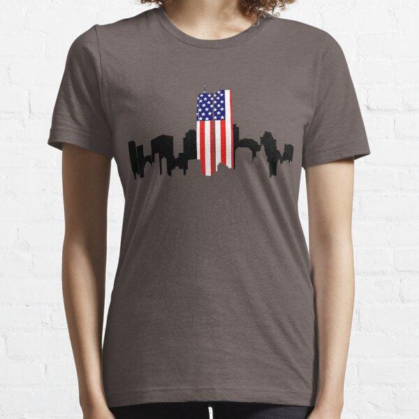 911 Never Forgotten (light) Essential T-Shirt