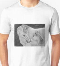 """A Momma's Love"" Unisex T-Shirt"