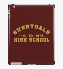 Sunnydale High iPad Case/Skin