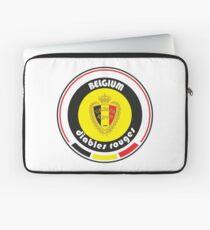 Fußball - Team Belgien Laptoptasche