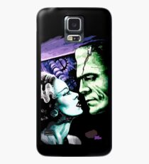 Bride & Frankie Monsters in Love Case/Skin for Samsung Galaxy