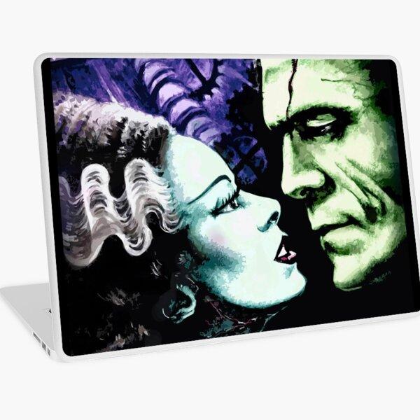 Bride & Frankie Monsters in Love Laptop Skin