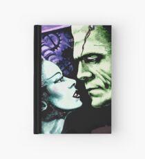 Bride & Frankie Monsters in Love Hardcover Journal