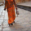 The Morning Walk by Anita Revel