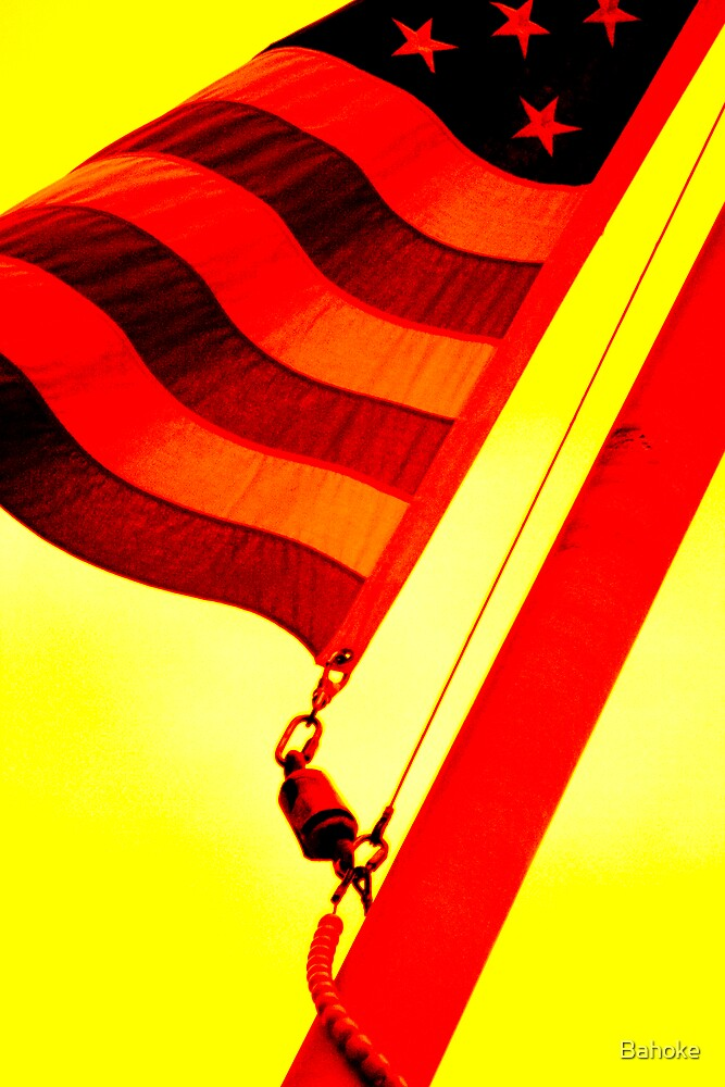 And the Rockets Red Glare by Bahoke