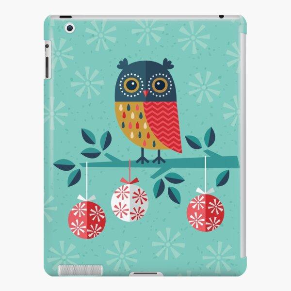 Whoo-Hoo It's Christmas! iPad Snap Case