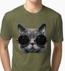 Meow Me-Yeahhhh... Tri-blend T-Shirt
