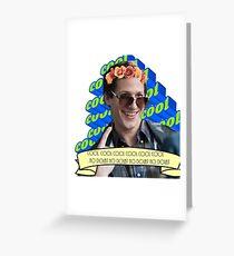 Cool Jake Peralta Greeting Card