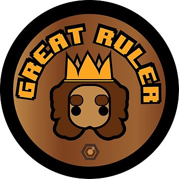 Great Ruler (Brown) by greatruler
