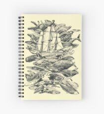 Leviathans Spiral Notebook