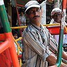 The Rickshaw Drivers by Anita Revel