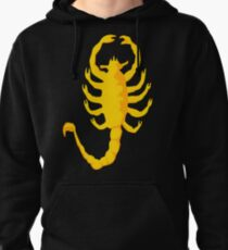 "Scorpion ""Drive"", 2c, Scorpio,  Pullover Hoodie"