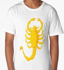"Scorpion ""Drive"", 2c, Scorpio,  Long T-Shirt"
