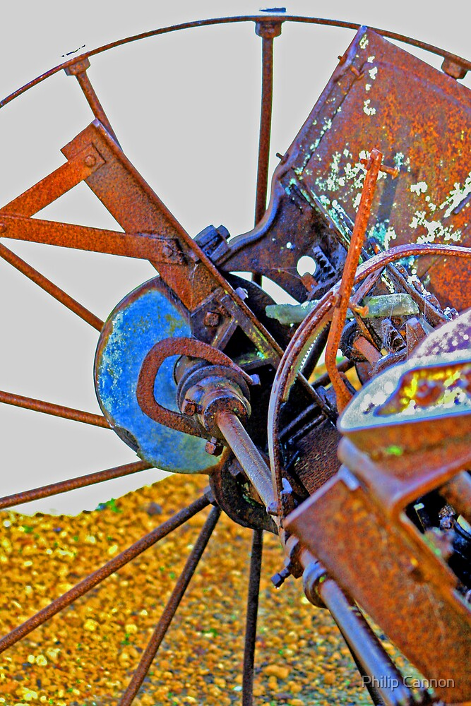 rust bucket 2 by Philip Cannon