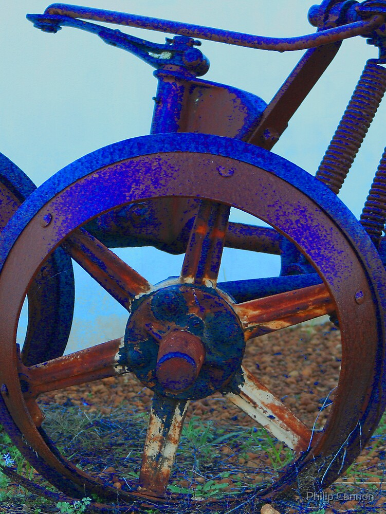 Rust bucket 6 by Philip Cannon