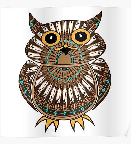 Owl - The Messenger  Poster
