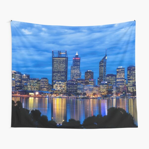 City Blues, South Perth, Perth Tapestry
