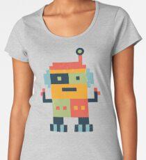 Happy Robot Women's Premium T-Shirt