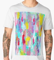 Floral Dream Men's Premium T-Shirt