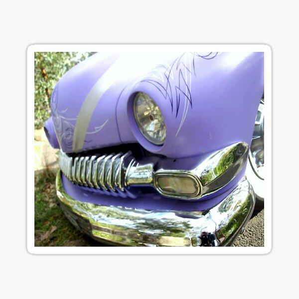 1951 Ford Mercury  Sticker