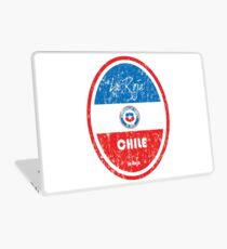 Football - Chile (Distressed) Laptop Skin