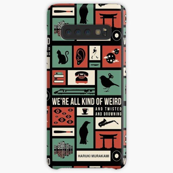 Haruki Murakami Samsung Galaxy Snap Case