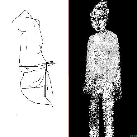 big bill and the bullhead cat - original hisotory of progression 5 by mhkantor