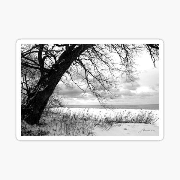 An Erie Calm Sticker