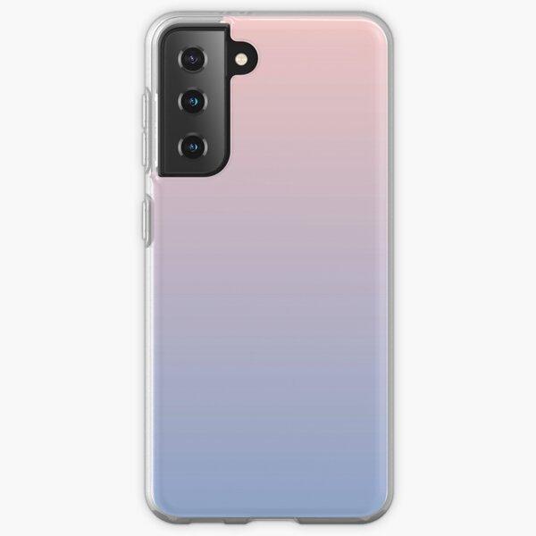 Rose Quartz/Serenity gradient Samsung Galaxy Soft Case