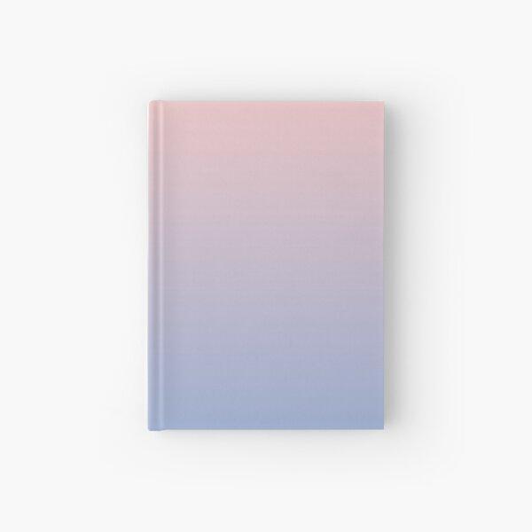 Rose Quartz/Serenity gradient Hardcover Journal