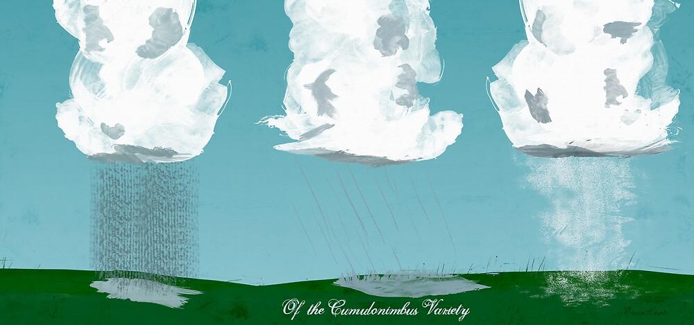 Cumulonimbus by EvanLentz