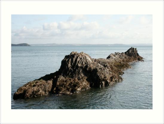 Submarine Rock by Iani