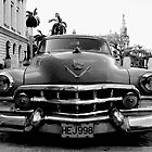Cuba 5 by Sally P  Moore