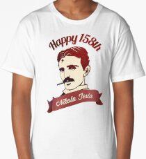 tesla  Long T-Shirt