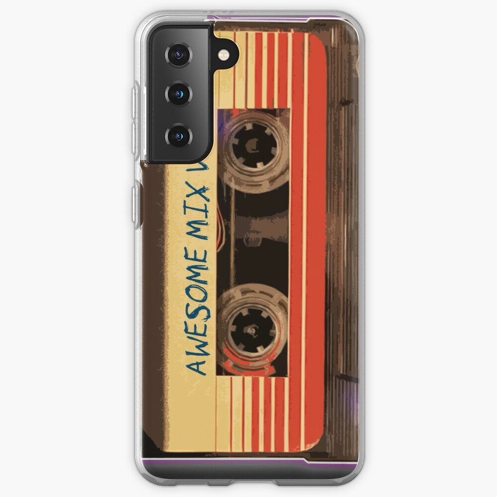 Awesome Mix Vol 1 Case & Skin for Samsung Galaxy