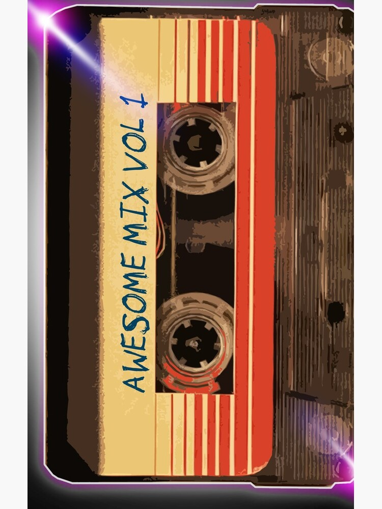 Awesome Mix Vol 1 by autoboxdesign