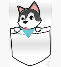 Pocket Doggy Poster