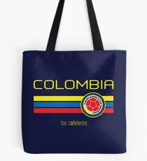 Fußball - Kolumbien (Away Dark Blue) Tasche