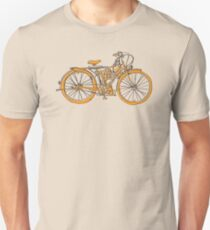 Steam Punk Cycling Unisex T-Shirt