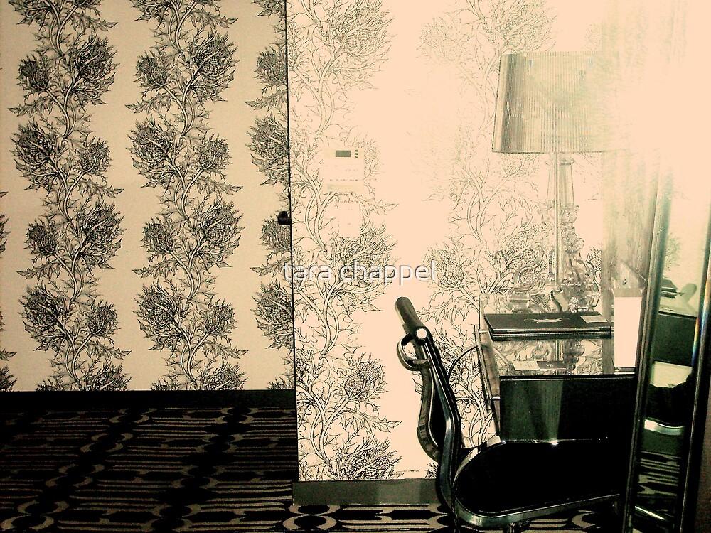 hotel room by tara chappel