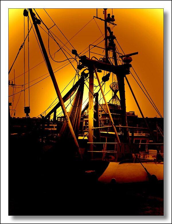 Ship mast by Marti58